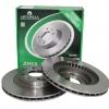 Диск ВАЗ 2110-2112, 2170-2172, 2190 тормозной вентилируемый R-14, комплект 2 шт.