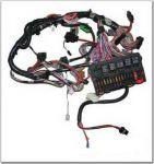 Косичка ВАЗ 1118 панели приборов